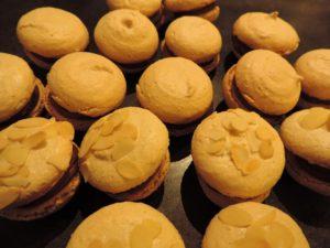 Macarons Ganache chocolat